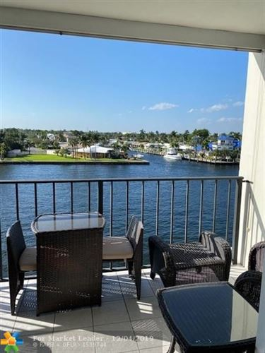 Photo of 521 N Riverside Dr #402, Pompano Beach, FL 33062 (MLS # F10203841)