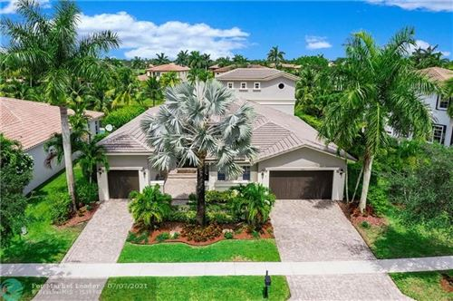 Photo of 7256 NW 123rd Ave, Parkland, FL 33076 (MLS # F10291841)
