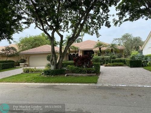 Photo of 2000 Classic Dr, Coral Springs, FL 33071 (MLS # F10298841)