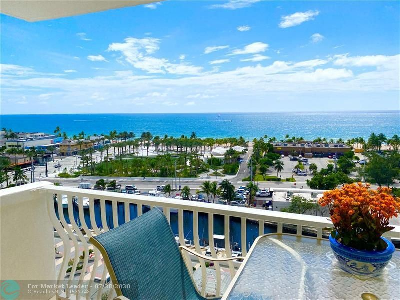 Photo of 1 Las Olas Circle #1104, Fort Lauderdale, FL 33316 (MLS # F10240841)