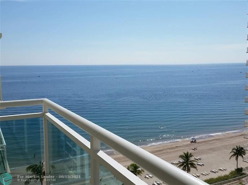 Photo of 3900 SE Galt Ocean Dr #1103, Fort Lauderdale, FL 33308 (MLS # F10296841)