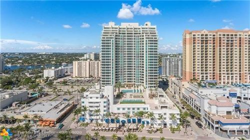 Photo of 101 S Fort Lauderdale Beach Blvd #1101, Fort Lauderdale, FL 33316 (MLS # F10209842)