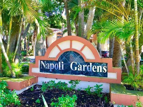 Photo of 1182 Coral Club Dr #1182, Coral Springs, FL 33071 (MLS # F10282842)