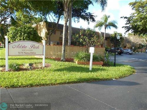 Photo of 7175 Nova Dr #204, Davie, FL 33317 (MLS # F10304842)