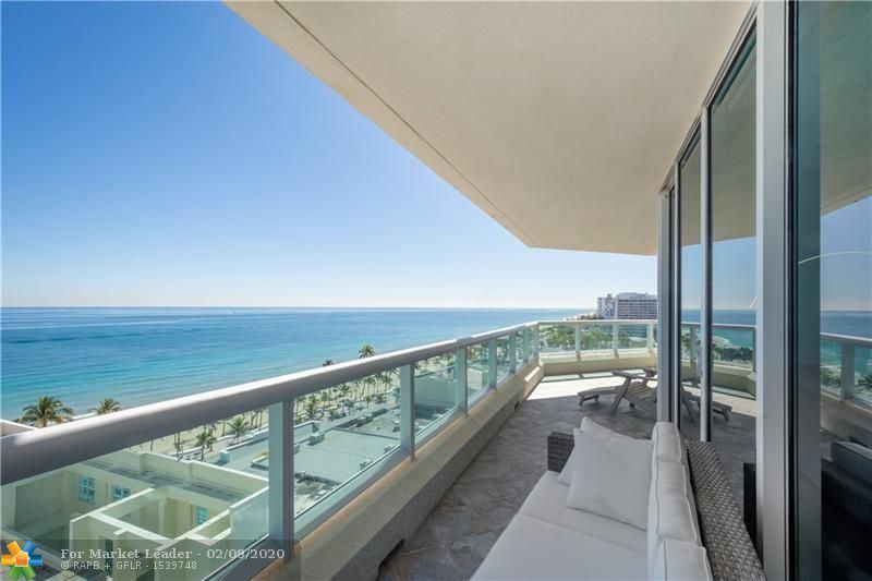 Photo of 101 S Fort Lauderdale Beach Blvd #1101, Fort Lauderdale, FL 33316 (MLS # F10209842)