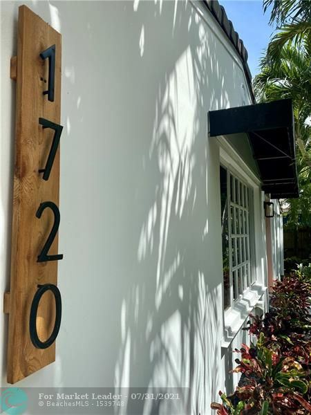 Photo of 1720 NE 17th Ave, Fort Lauderdale, FL 33305 (MLS # F10293842)