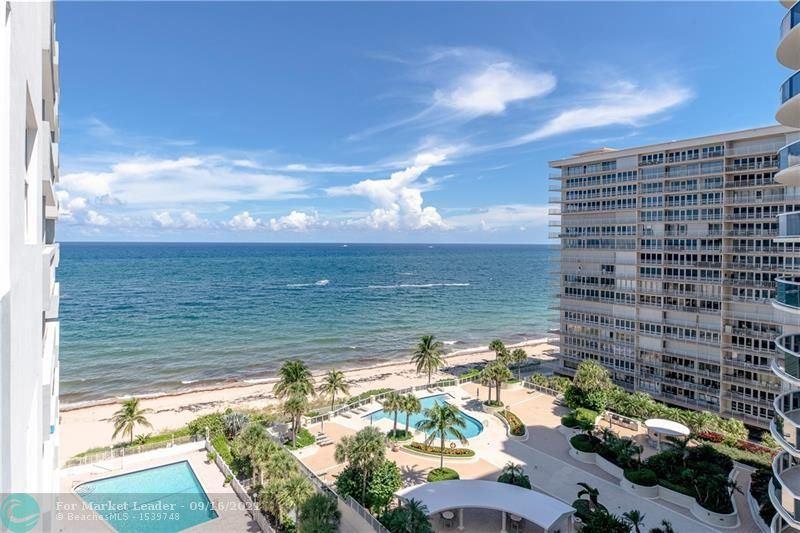 Photo of 4250 Galt Ocean Dr #11H, Fort Lauderdale, FL 33308 (MLS # F10300842)
