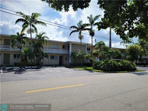 Photo of 912 Pine Dr #202, Pompano Beach, FL 33060 (MLS # F10301843)