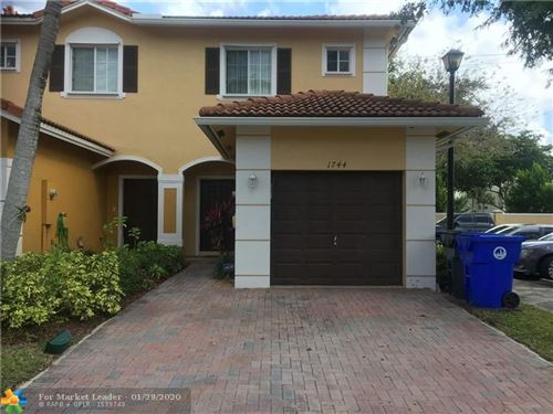Photo of 1744 SW 81, North Lauderdale, FL 33068 (MLS # F10213844)