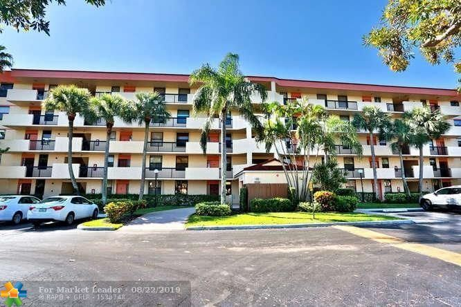 Photo for 2767 S Carambola Circle #105, Coconut Creek, FL 33066 (MLS # F10178844)