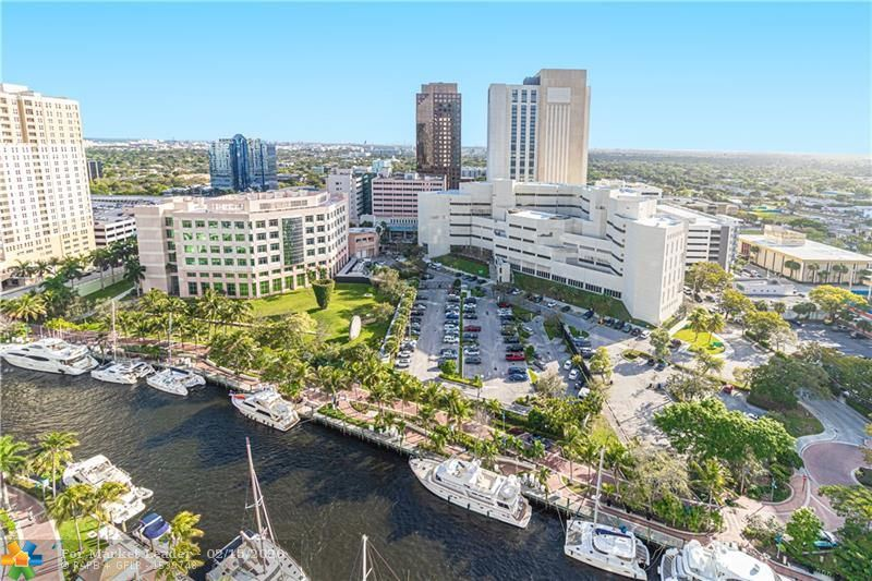 Photo for 333 Las Olas Way #2203, Fort Lauderdale, FL 33301 (MLS # F10216844)
