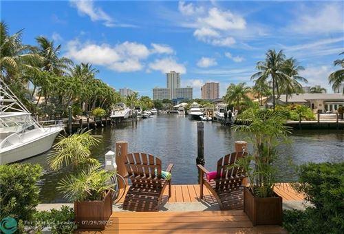 Photo of 3212 NE 40th St, Fort Lauderdale, FL 33308 (MLS # F10230845)
