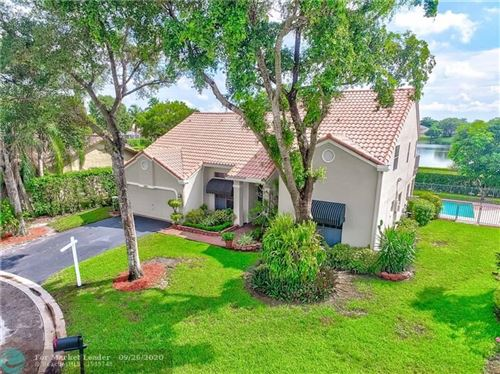Photo of 5317 NW 64th Way, Coral Springs, FL 33067 (MLS # F10250845)