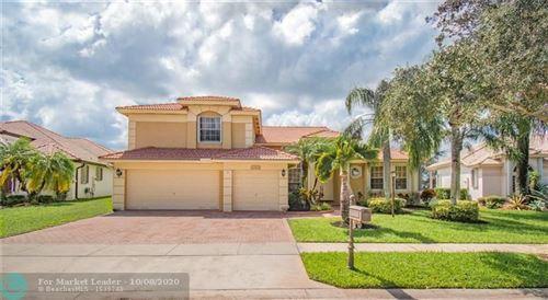 Photo of 12926 NW 20th St, Pembroke Pines, FL 33028 (MLS # F10252845)
