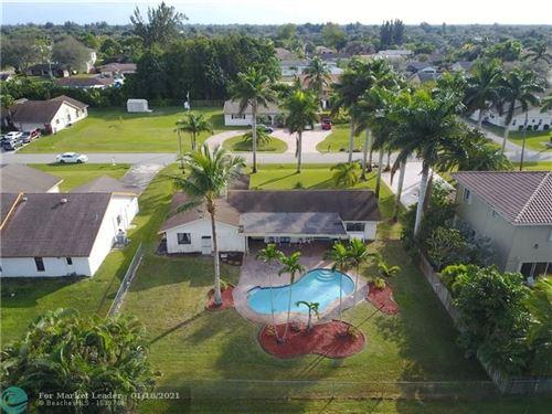 Photo of 11881 NW 27th Ct, Plantation, FL 33323 (MLS # F10266845)
