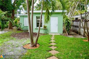 Photo of 1215 NE 14th Ave, Fort Lauderdale, FL 33304 (MLS # F10136847)