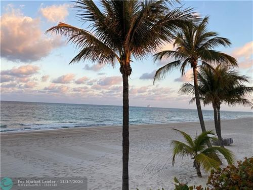 Photo of 3900 Galt Ocean Dr #1506, Fort Lauderdale, FL 33308 (MLS # F10248847)