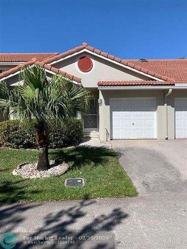 Photo of Listing MLS f10218848 in 7642 S Pinewalk Dr #7642 Margate FL 33063