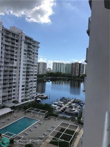 Photo of 18041 Biscayne Blvd #1101, Aventura, FL 33160 (MLS # F10234848)