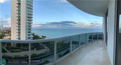Photo of 16001 Collins Ave #702, Sunny Isles Beach, FL 33160 (MLS # F10240848)