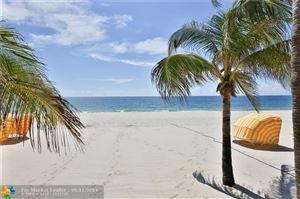 Photo of 4010 Galt Ocean Dr #207, Fort Lauderdale, FL 33308 (MLS # F10192849)