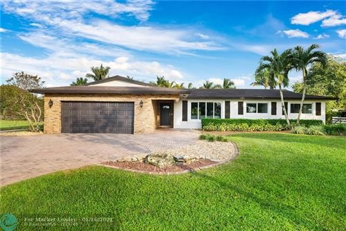 Photo of 7550 NW 84th Ave, Parkland, FL 33067 (MLS # F10266849)