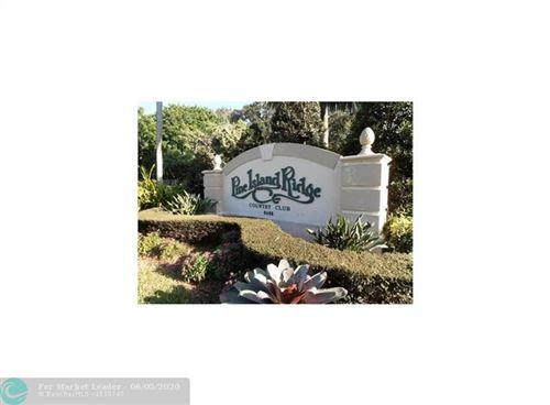 Photo of 9430 LIVE OAK PLACE #304, Davie, FL 33324 (MLS # F10217850)