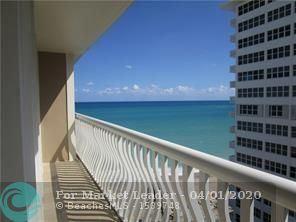 Photo of 4020 Galt Ocean Dr #1010, Fort Lauderdale, FL 33308 (MLS # F10223850)