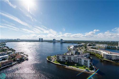 Photo of 1000 W Island Blvd #2410, Aventura, FL 33160 (MLS # F10263851)