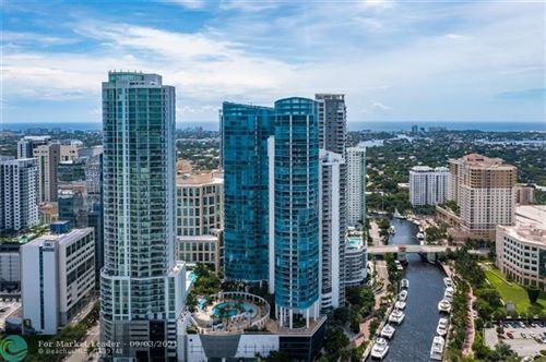 Photo of 333 Las Olas Way #2505, Fort Lauderdale, FL 33301 (MLS # F10298851)