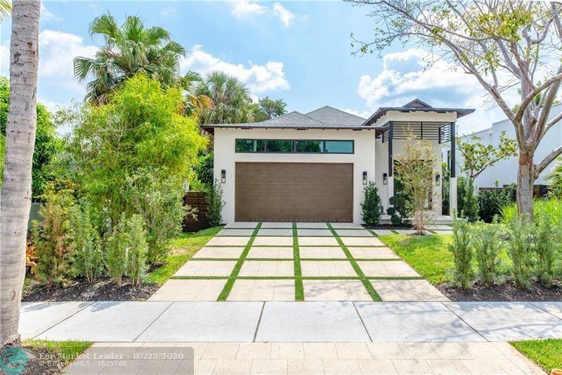 Photo of 628 N Victoria Park Road, Fort Lauderdale, FL 33304 (MLS # F10224851)