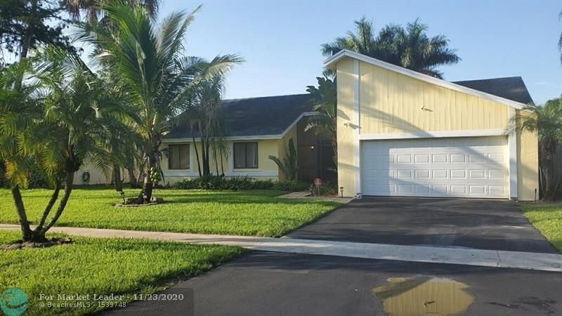 Photo of 7850 NW 53rd Ct, Lauderhill, FL 33351 (MLS # F10259852)