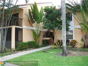 Photo of 5841 Riverside Dr #206, Coral Springs, FL 33067 (MLS # F10150853)