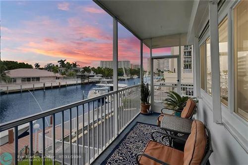 Foto de inmueble con direccion 2841 NE 33rd Ct #206 Fort Lauderdale FL 33306 con MLS F10240854