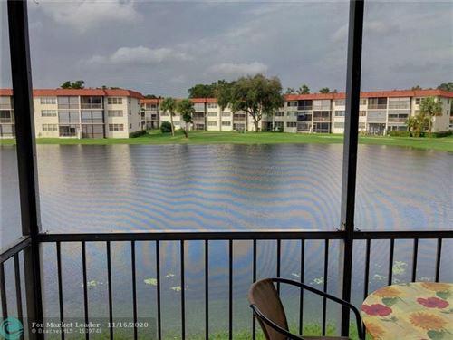 Photo of 8961 S Hollybrook Blvd #37/202, Pembroke Pines, FL 33025 (MLS # F10257854)