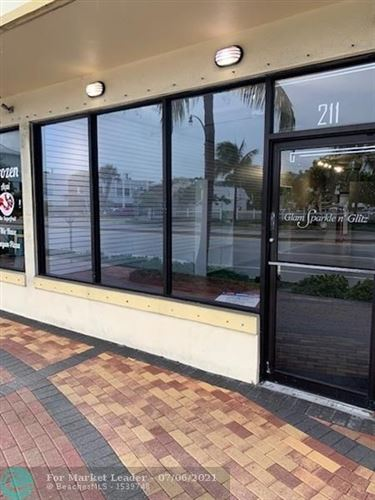 Photo of 211 E Commercial Blvd, Lauderdale By The Sea, FL 33334 (MLS # F10291855)
