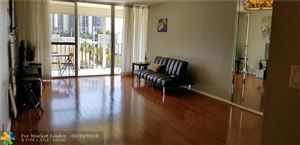 Photo of 3233 NE 32nd Ave #401, Fort Lauderdale, FL 33308 (MLS # F10122856)