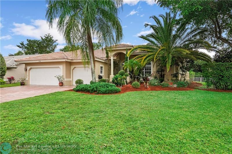 Photo of 1780 NW 127th Way, Coral Springs, FL 33071 (MLS # F10259857)