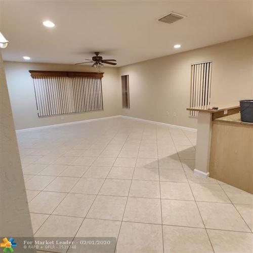 Photo of 16378 SW 28th Ct, Miramar, FL 33027 (MLS # F10211858)
