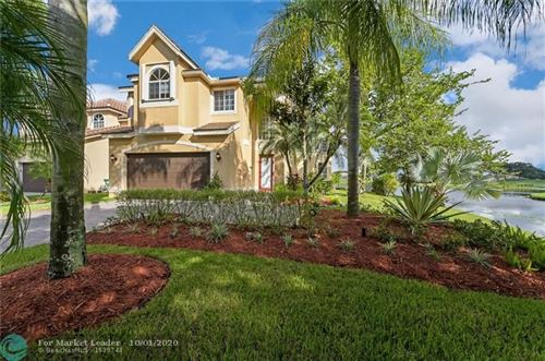 Photo of 12109 Glenmore Dr, Coral Springs, FL 33071 (MLS # F10250858)