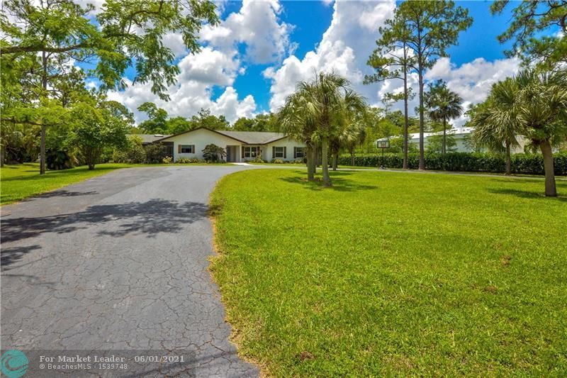 Photo for 5894 NW 74th Ter, Parkland, FL 33067 (MLS # F10286858)