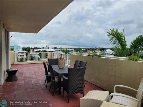 Photo of 3020 NE 32ND AVENUE #418, Fort Lauderdale, FL 33308 (MLS # F10231859)