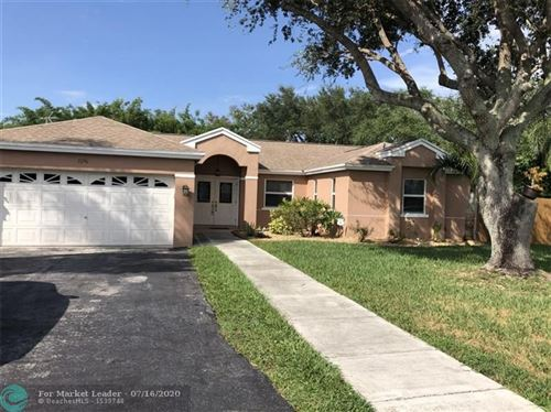 Photo of Listing MLS f10238859 in 5296 NW 94th Ter Sunrise FL 33351