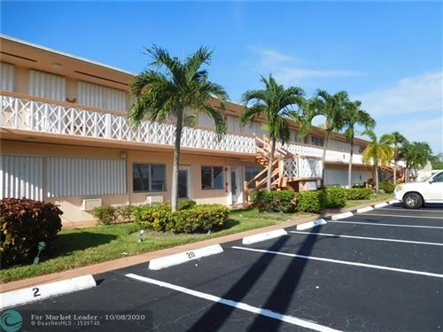 Photo of 1012 SW 11th St #4N, Hallandale, FL 33009 (MLS # F10252859)