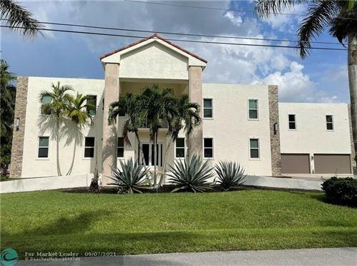 Photo of 1430 NW 114th Ave, Plantation, FL 33323 (MLS # F10299859)