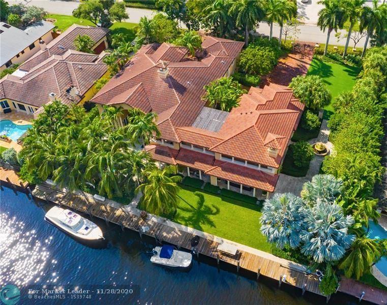 2501 Barcelona Dr, Fort Lauderdale, FL 33301 - #: F10251859