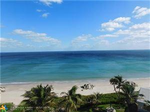 Photo of 500 SE 21st Ave #801, Deerfield Beach, FL 33441 (MLS # F10125860)