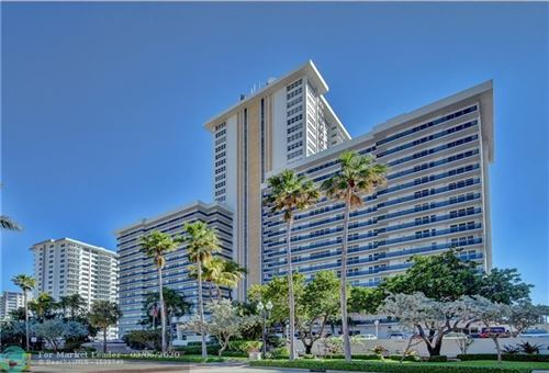 Photo of 3500 Galt Ocean Dr #2612A, Fort Lauderdale, FL 33308 (MLS # F10219860)