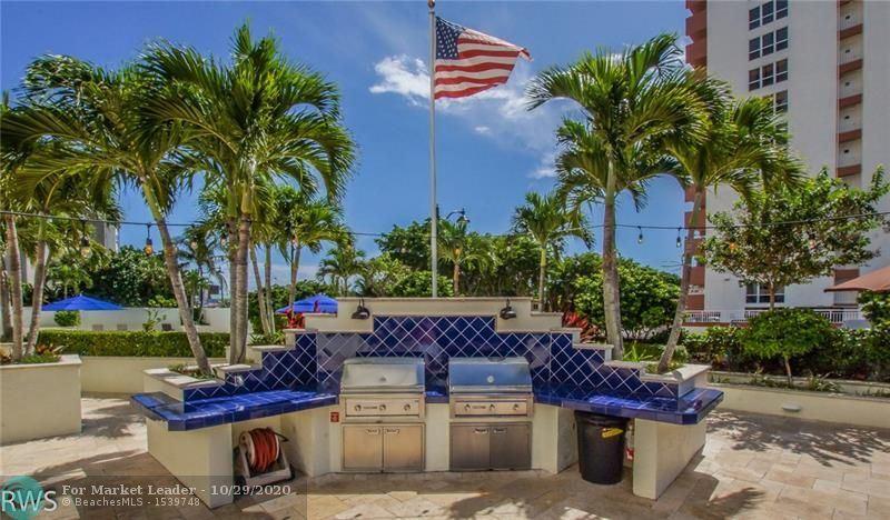 Photo of 3000 E Sunrise Blvd #11F, Fort Lauderdale, FL 33304 (MLS # F10254860)