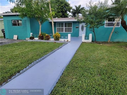 Photo of 3924 NW 35th Ave, Lauderdale Lakes, FL 33309 (MLS # F10304861)